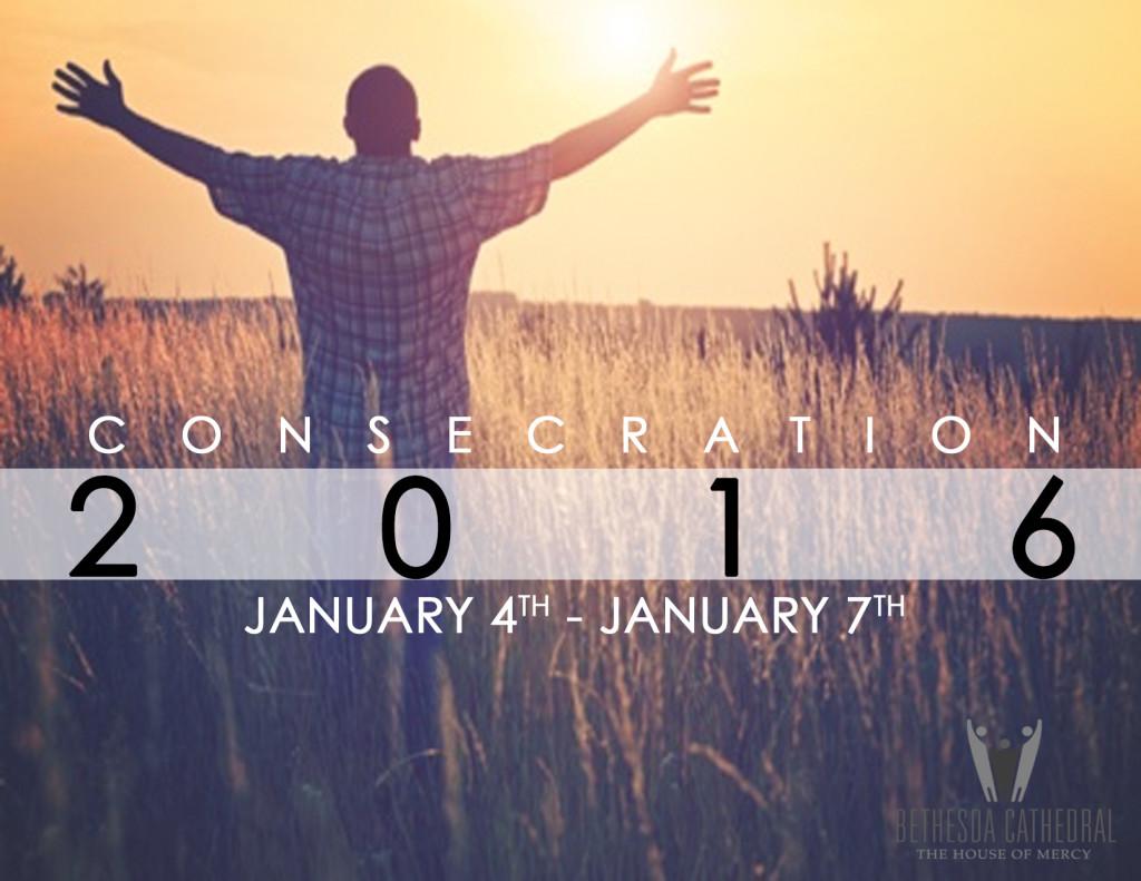 Consecration 2016 F