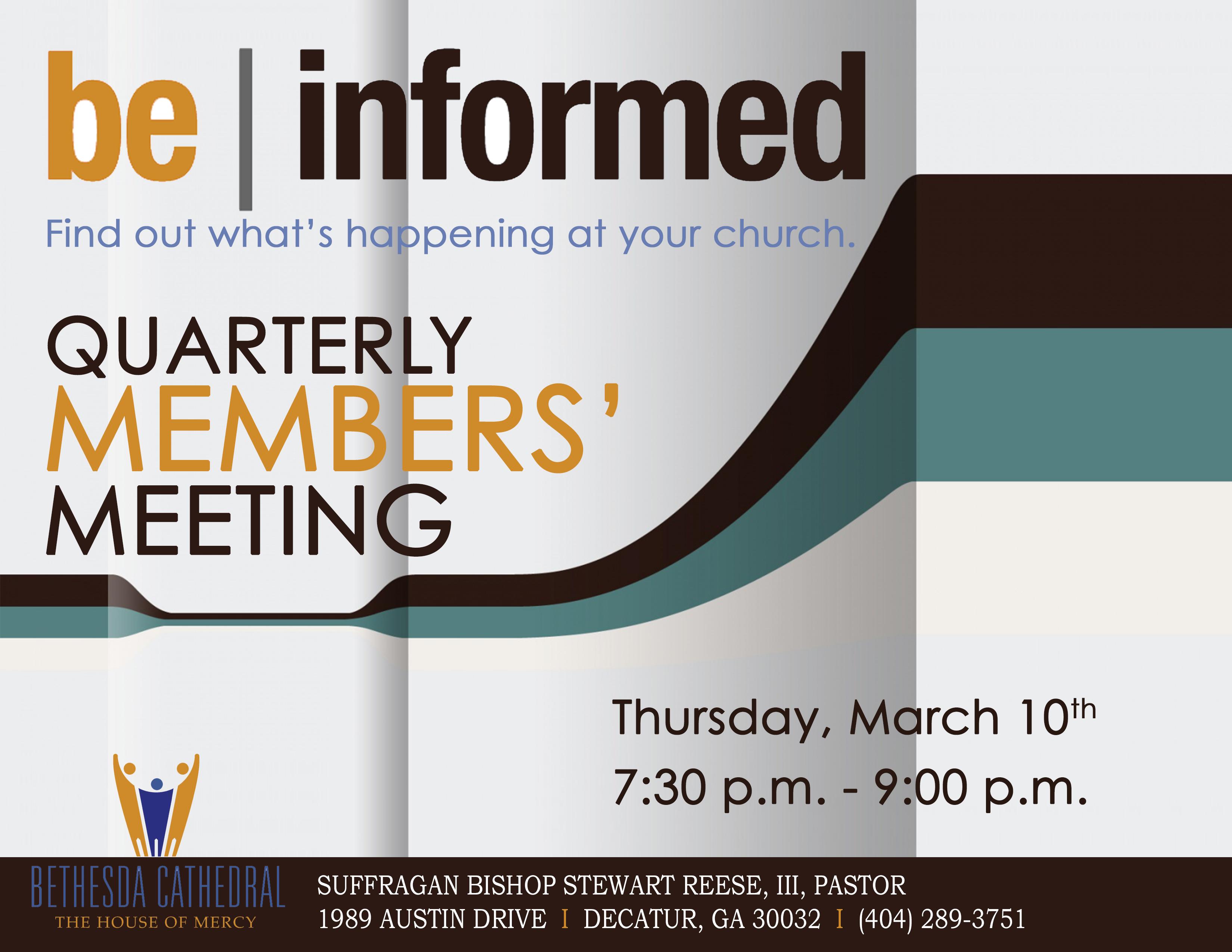 Members' Meeting March_2016