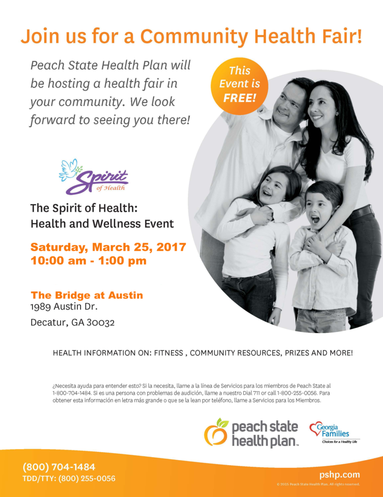 Health Fair _ Mar 25 2017