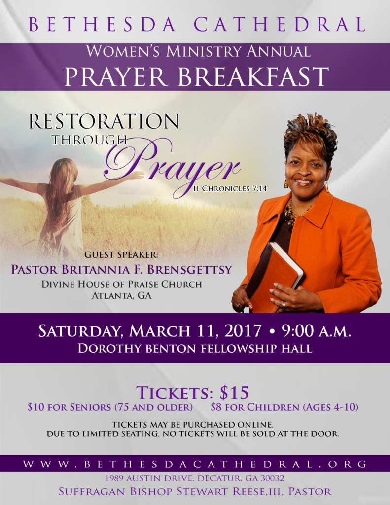 Women's Prayer Breakfast 2k17 v1