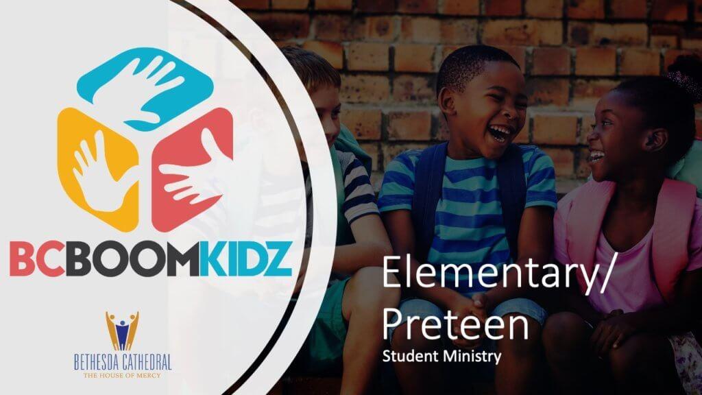 Bethesda Children's Ministry